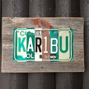 Karibu! (Welcome!)